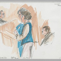 10/28/75 Judge Samuel Conti, Sara Jane Moore, Defense Attorney James Hewitt
