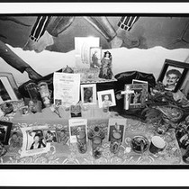 Altar to those who died of AIDS, Proyecto Contra Sida Por Vida, ...