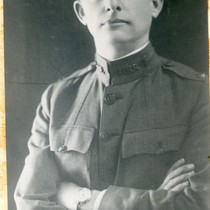 Eugene Kilgore in uniform