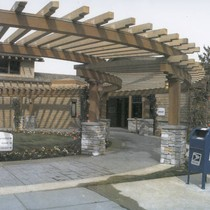 Agoura Hills Library, 2001