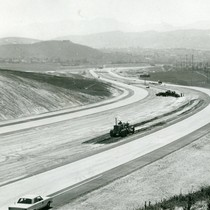 23 freeway construction