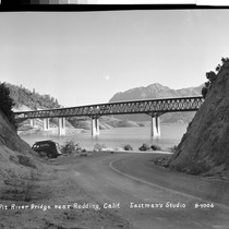 Pit River Bridge near Redding, Calif