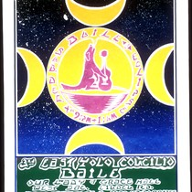 3rd East Yolo Concilio Baile, Announcement Poster for