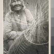 Old Klamath River woman