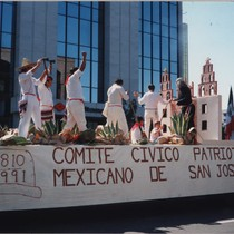 Cinco De Mayo Parade, 1991