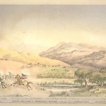 North-east view of Temecola Valley, 10 miles west of San Luis Rey. ...