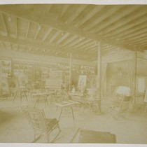 [Photograph gallery. Taber residence? Photograph by Isaiah West Taber.]