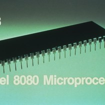 Intel® 8080 Microprocessor Package, 1974