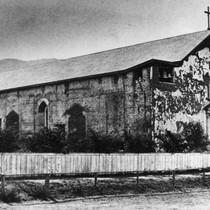 1860 Church in Mission San Jose