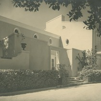 John Elgin Woolf: Hornburg house (Bel Air, Calif.)