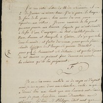 Frederick the Great, letter, 1758 Jan. 16, to Voltaire
