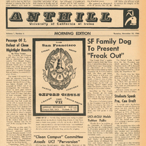 Anthill (Irvine, Calif.), Vol. 01, No. 06