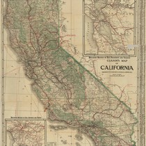 Clason's map of California