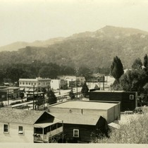 Fairfax, Marin County, California, circa 1923 [photograph]