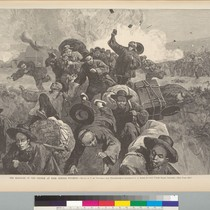 """Massacre of the Chinese at Rock Springs, Wyoming"""