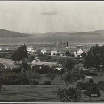 Letterman Hospital, Presidio, San Francisco, California, 1920s