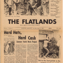 The Flatlands vol. 1, no. 11