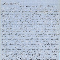 Letter from Augustin Hibbard to [Ashley & William Hibbard] Feb7