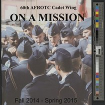 AFROTC yearbook (2015)
