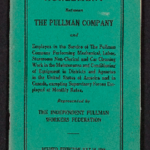 Agreement between The Pullman Company and employes in the service of The ...