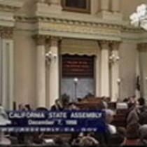 Assembly Organizational Session, Pacheco Nominating Speech