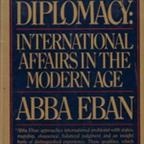 Abba Eban interview, 1983 October