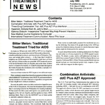 AIDS Treatment News International Edition