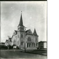 Brooklyn Presbyterian Church, corner of East 15th Street and 12th Avenue, c1890-1910
