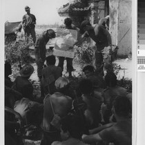 101st troopers instruct Regional Force troopers 11/30/69 - Vietnam