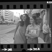 13-year-old Alexandra (Ally) Sheedy and her mother, Charlotte in Los Angeles, Calif., ...