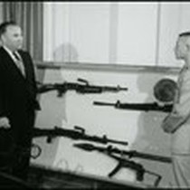 [Congressman Clausen's Film on M-16 Rifle]