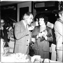 50th anniversary party at Sonoma Cheese Factory, Sonoma, California, 1981