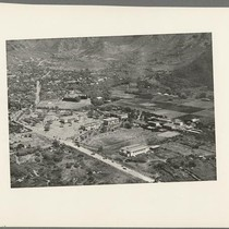 Aerial view of University of Hawaii, Honolulu, [circa 1930]