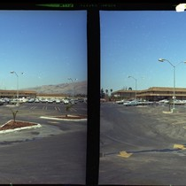 2 Images: Exterior View of the San Jose East Side K-mart and ...