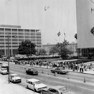 Chicano protest at LAPD