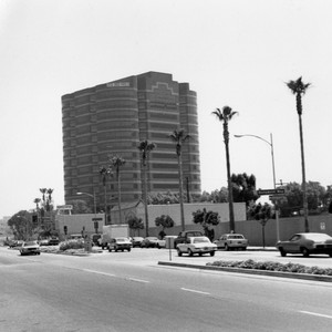 Riverside Drive and Hollywood Way Late 1970s/Early 1980s