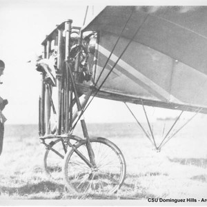 Miscarol and Bleriot Monoplane