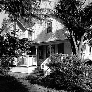 Johnson cottage, one of the Carmelita cottages