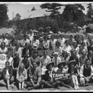 Fourteenth Annual Epworth League Convention at Lake Tahoe