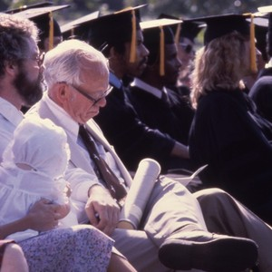 Man Sleeping During Ceremony