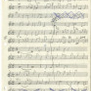 "PM- 3, Original music for the film, ""Friendship 7,"" February, 1962"