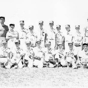 Cards, a Rincon Valley Little League team, Santa Rosa, California, 1962
