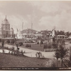 Court of Honor, looking East. Cal. Mid. Inter. Exp., 1894, 8317
