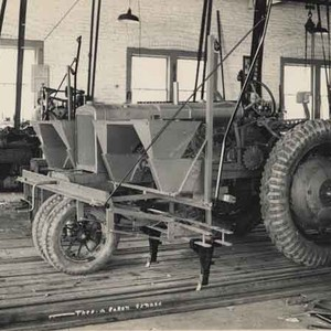 Allis-Chalmers Company Tractor
