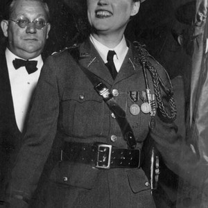 Marion Davies at Armistice Dinner Party