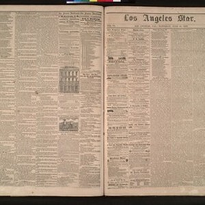 Los Angeles Star, vol. 6, no. 7, June 28, 1856