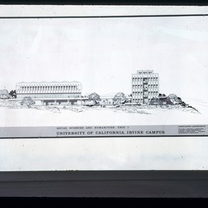 Architectural drawings, Social Sciences and Humanities Unit I