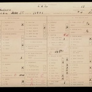 WPA household census for 11901 ALAMEDA, Los Angeles County