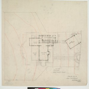 Plan for Lot 8