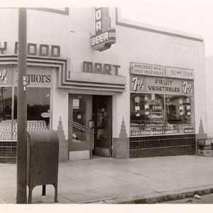 [Mayfair grocery store at 2901 Irving Street]